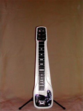 195x Fender Champ Lap Steel
