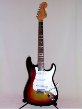 1974 Fender Strat