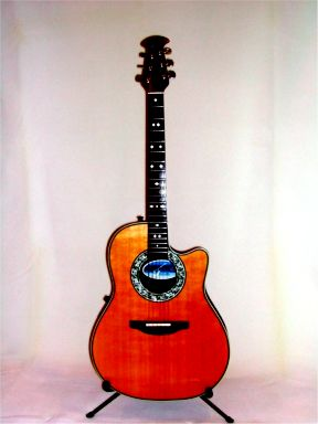 1988 Ovation Custom Balladeer