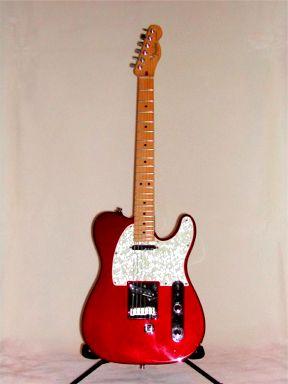 1998 Fender US Nashville B-Bender Tele